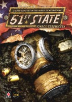 51st State - Board Game Box Shot