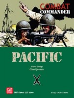 Combat Commander: Pacific - Board Game Box Shot