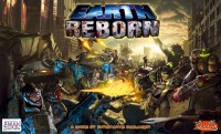 Earth Reborn - Board Game Box Shot
