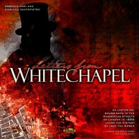 Letters from Whitechapel - Board Game Box Shot