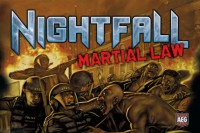 Nightfall: Martial Law - Board Game Box Shot