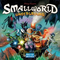 Small World Underground - Board Game Box Shot