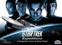 Star Trek Expeditions - Board Game Box Shot