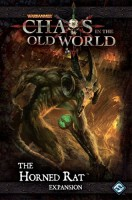 Chaos in the Old World: The Horned Rat Expansion - Board Game Box Shot
