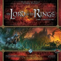 The Lord of the Rings: The Card Game - Board Game Box Shot