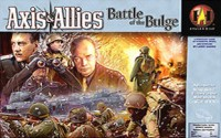 Axis & Allies Battle of The Bulge - Board Game Box Shot