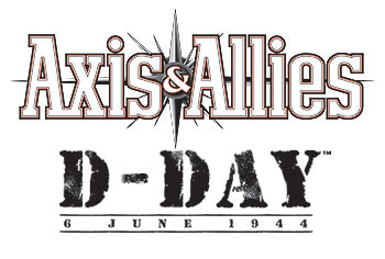 Axis & Allies D-Day title