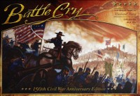 Battle Cry - Board Game Box Shot