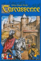 Carcassonne - Board Game Box Shot
