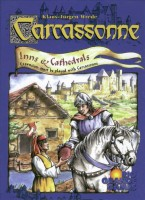 Carcassonne: Inns and Cathedrals - Board Game Box Shot