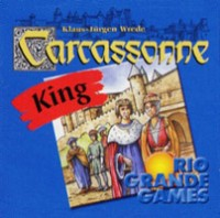 Carcassonne: King and Scout - Board Game Box Shot
