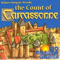 Carcassonne: The Count - Board Game Box Shot