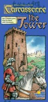 Carcassonne: The Tower - Board Game Box Shot