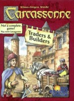 Carcassonne: Traders and Builders - Board Game Box Shot