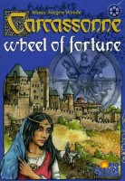 Carcassonne: Wheel of Fortune - Board Game Box Shot