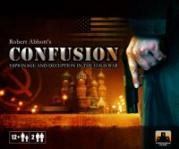 Confusion: Espionage and Deception in the Cold War - Board Game Box Shot