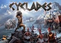 Cyclades - Board Game Box Shot
