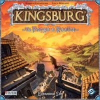 Kingsburg: To Forge a Realm - Board Game Box Shot