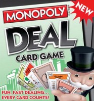Monopoly Deal Card Game - Board Game Box Shot