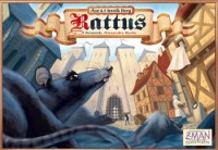 Rattus - Board Game Box Shot