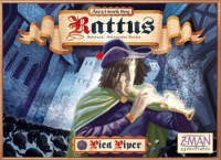 Rattus: Pied Piper - Board Game Box Shot