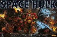 Space Hulk - Board Game Box Shot