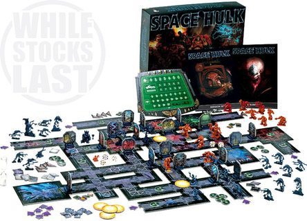 Space Hulk Contents