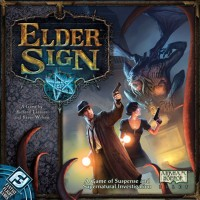 Elder Sign - Board Game Box Shot