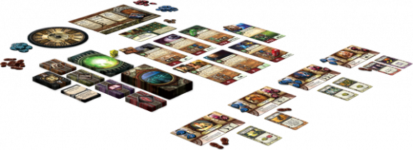 Elder Sign game in play
