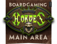 Hordes - Board Game Box Shot