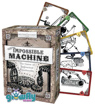 impossible machine card game