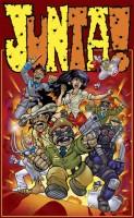 Junta - Board Game Box Shot