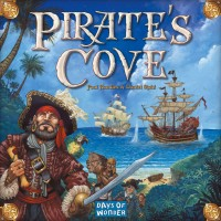 Pirate's Cove - Board Game Box Shot