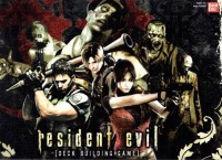 Resident Evil Deck Building Game - Board Game Box Shot