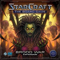 StarCraft: Brood War Expansion - Board Game Box Shot