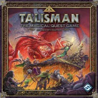 Talisman - Board Game Box Shot