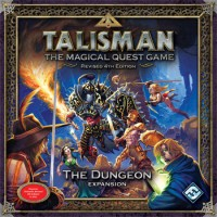 Talisman: The Dungeon - Board Game Box Shot