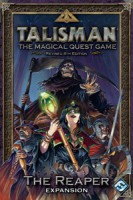 Talisman: The Reaper - Board Game Box Shot