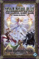 Talisman: The Sacred Pool - Board Game Box Shot