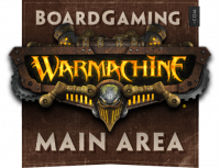 Warmachine - Board Game Box Shot