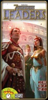 7 Wonders: Leaders - Board Game Box Shot