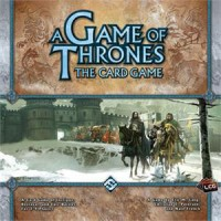 A Game of Thrones: The Card Game – Core Set - Board Game Box Shot