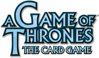 A Game of Thrones: The Card Game title