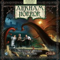 Arkham Horror: Miskatonic Horror - Board Game Box Shot