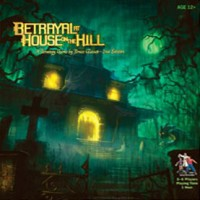 Betrayal at House on the Hill - Board Game Box Shot