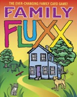 Family Fluxx - Board Game Box Shot