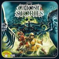 Ghost Stories - Board Game Box Shot