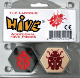 Hive: The Ladybug - Board Game Box Shot