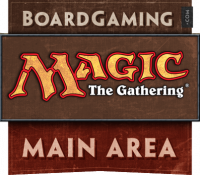 Magic: The Gathering - Board Game Box Shot