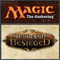 Magic: The Gathering – Mirrodin Besieged - Board Game Box Shot